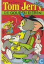 Comic Books - Tom and Jerry - De gouden eieren