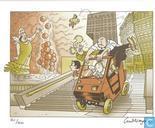 Bandes dessinées - Bob et Bobette - De weerwaterman
