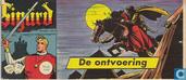 Comic Books - Sigurd - De ontvoering