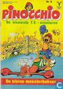 Comic Books - Pinocchio - De kleine meesterbokser