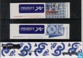Postage Stamps - Netherlands [NLD] - Priority