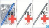 50, 70 en 70 boven, onder en rechts ongetand