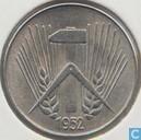 RDA 10 pfennig 1952 (A)