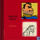 Comics - Tim und Struppi - Generaal Alcazar - 'Caramba!'