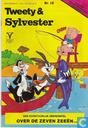 Strips - Tweety en Sylvester - Nummer  10