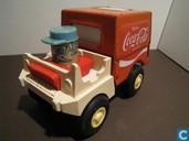 Vrachtwagen 'Coca-Cola'