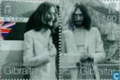 1999 Lennon, John und Yoko Ono-Ehe (GIB 217)