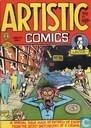 Artistic Comics 1