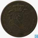 België 1 centime 1857