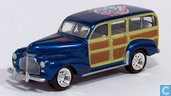 Voitures miniatures - Johnny Lightning - Chevrolet Special Deluxe Wagon 'Coca Cola'