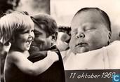 Babyfoto Prinsje van Oranje 2