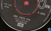 Vinyl records and CDs - Beatles, The - She Loves You