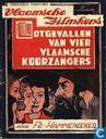 Lotgevallen van vier Vlaamsche koorzangers