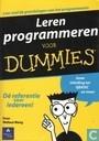 Leren programmeren voor dummies