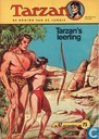 Comic Books - Tarzan of the Apes - Tarzan's leerling