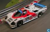 Model cars - Spark - Mazda 757, No.170 Le Mans 1986 Dieudonne - Kennedy - Galvin
