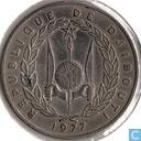 Djibouti 100 francs 1977