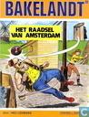 Bandes dessinées - Jean Gaillard - Het raadsel van Amsterdam