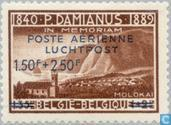 With imprint 'POSTE AERIENNE-LUCHTPOST'