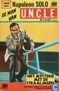 Comic Books - Man from U.N.C.L.E., The - Het mysterie met de straaljagers