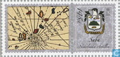 Personalized stamps Islands