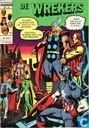 Comic Books - Avengers, The [Marvel] - Aan alles komt een einde!