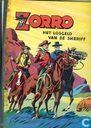 Comics - Zorro - Het losgeld van de sheriff