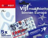 Timbres-poste - Pays-Bas [NLD] - Priorité