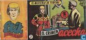 El crimen acecha