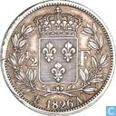 Frankreich ½ Franc 1826 (A)