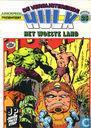 Comic Books - Hulk - Het woeste land