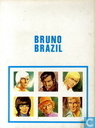 Comic Books - Bruno Brazil - De versteende stad