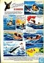 Strips - Sjors van de Rebellenclub (tijdschrift) - 1968 nummer  45
