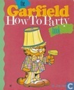 The Garfield How To Party book
