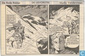 Comic Books - Red Knight, The [Vandersteen] - De ijsvorstin