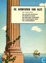 Bandes dessinées - Alix - Het afgodsbeeld