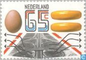 Postage Stamps - Netherlands [NLD] - Exports
