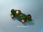 Vanwall Racing Car