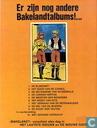 Comics - Bakelandt - De schat der Teuten