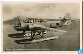 Fokker T.8.W - tweemotorig torpedovliegtuig op drijvers