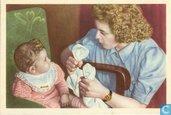 """Voor de kleintjes - """"Zuster Anna en Vader Capucijn""""."""
