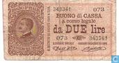 Italië 2 Lire