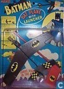 Batplane with launcher