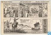 Bandes dessinées - Chevalier Rouge, Le [Vandersteen] - De galeislaaf