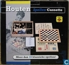 Houten Spellen Cassette