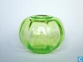 Glass / crystal - Kristalunie - Tomaat nr. 5 Vaas Vert-chine