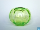 Glas / kristal - Kristalunie - Tomaat nr. 5 Vaas Vert-chine