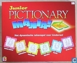 Board games - Pictionary - Junior Pictionary Mania
