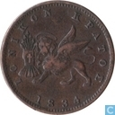 Coins - Ionian Islands - Ionian Islands 1 lepton 1834