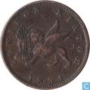 Ionische Eilanden 1 lepton 1834